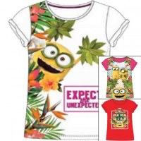 T-shirts Minions of the š L