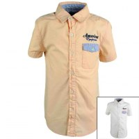 Tom Jo Short Sleeve Shirts from 6 to 14 years old