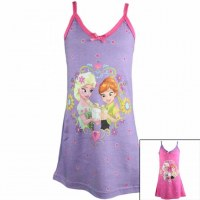 Babydoll La Reine des Neiges from 2 to 8 years old