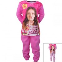 Soy Luna polar pajamas from 6 to 12 years old