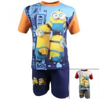 2 pieces set Minions from 3 to 8 years old