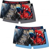 Lot of 2 boxers Spiderman from 2 to 8 years