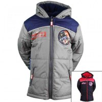 Captain America Parka from 3 to 8 years old