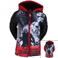Star Wars Parka from 3 to 10 years old