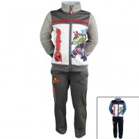 Avengers tracksuit from 2 to 8 years old