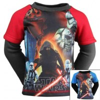 Star Wars Sweatshirt from 3 to 10 years old