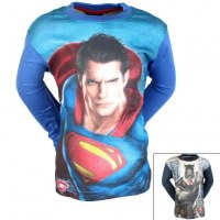 Batman-Superman t-shirt from 4 to 8 years old