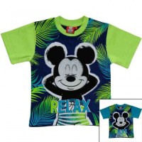 Mickey t-shirt from 2 to 6 years old