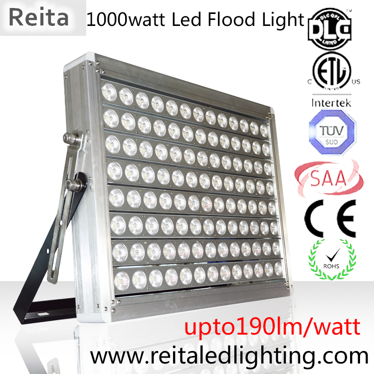 1000w led projector 200w 300w 400w 500w outdoor led projector light