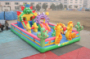 Attractive big inflatable trampolines,inflatable jumping slide, inflatable jumping bouncer