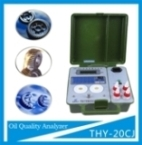 Lube oil analysis equipment