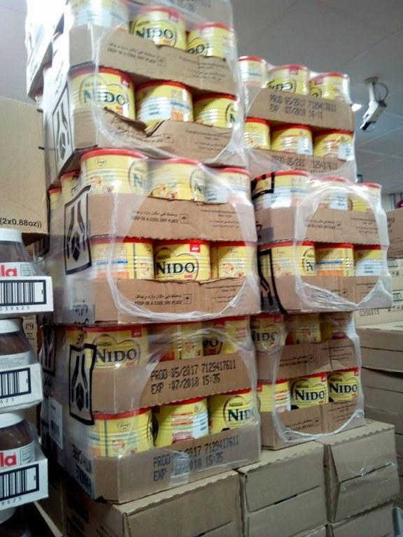 Nestle Nido Milk Powder Red Cap, White Cap Import Export