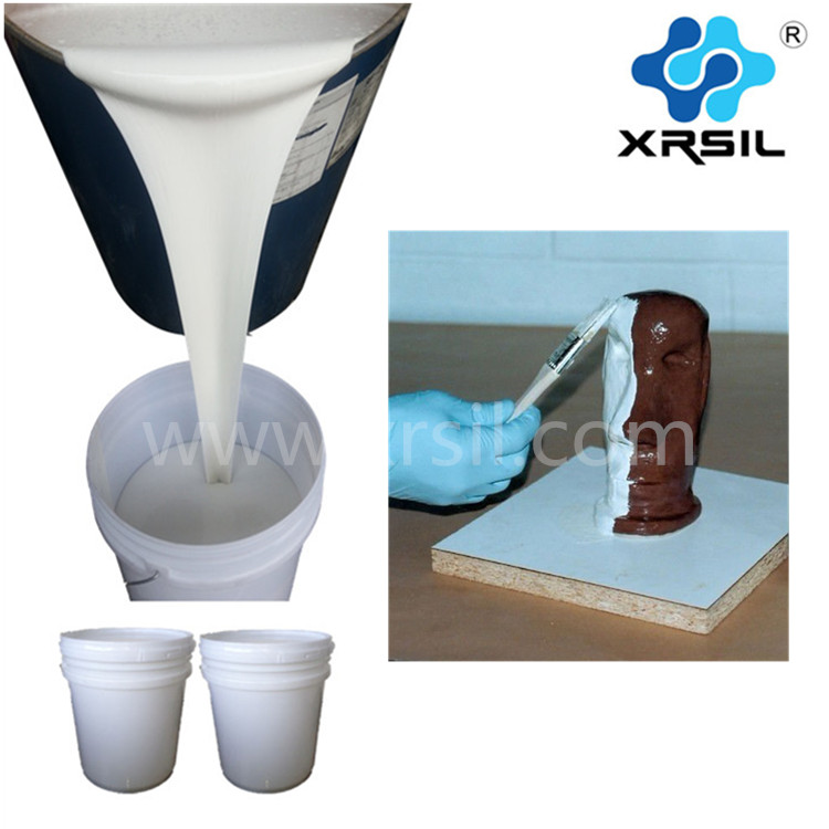 Liquid silicon for candle crafts, plastic crafts molds