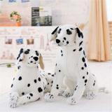 Lifelike Stuffed Animals Plush Toys 101 Dalmatian Dogs Models Wholesale