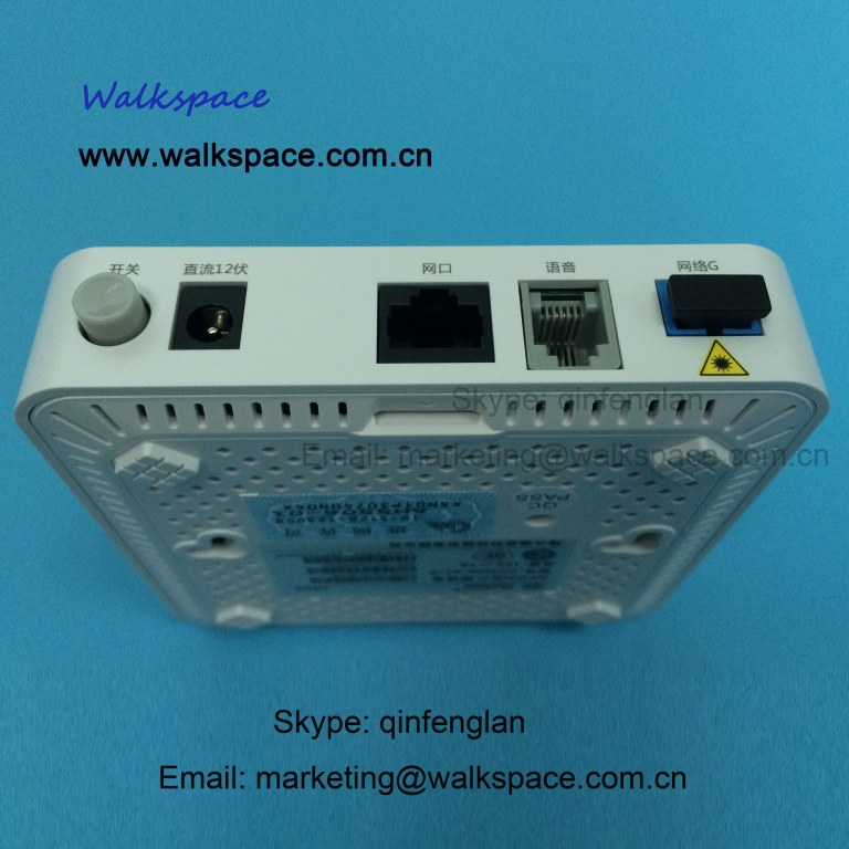 Original FiberHome GPON ONU, One GE Port & one Voice