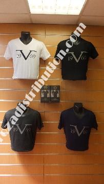 T-Shirts Versace Modèle SALERNE