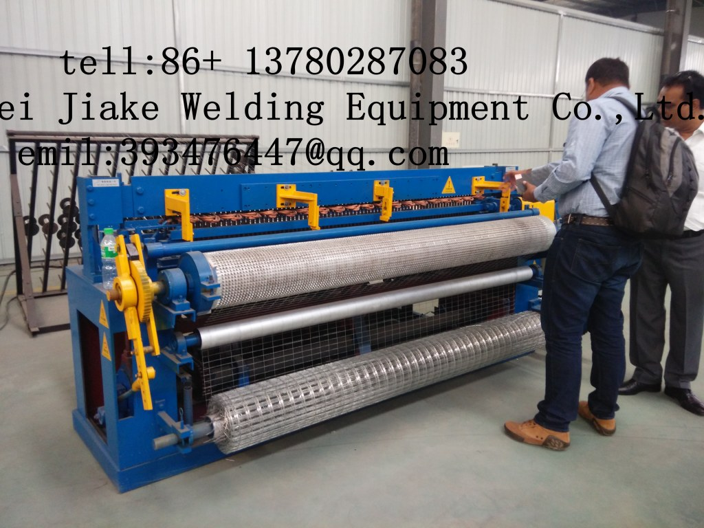 Automatic welded wire mesh machine production line Import Export