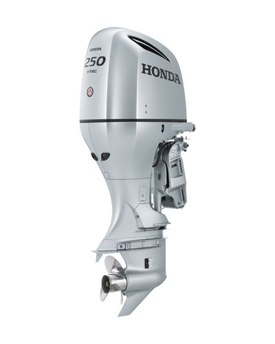 Used Honda 250 Hp 4 Stroke Outboard Motor Engine Import Export