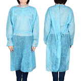 Medical surgical gown for hospital nurses, patient, surgeon, doctor several models available