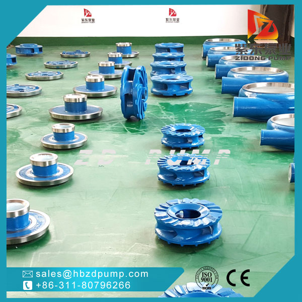 Slurry pump parts, slurry pump impeller,slurry pump bearing Import