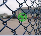 Selling pvc coated chain link animal fencing