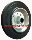 200mm Dustbin wheel