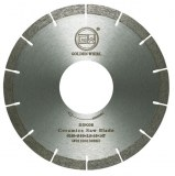 Segmented sintered saw blade 180