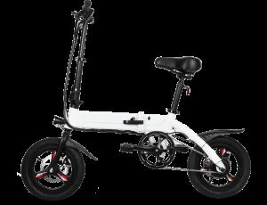 "Smart Folding Electric Bike 14"""
