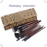 Hot Sale 7pcs Small Gift Makeup Brush Set Promotional Makeup Brush