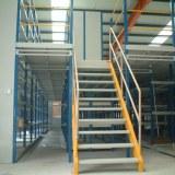 Heavy duty structure steel platform