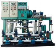 Semiautomatic Fuel Oil Supply and Booster Module