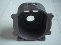 Sodium Silicate Precision Casting Iron Bottom Case