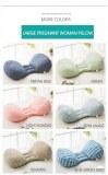 Sleeping Support Pillow For Pregnant Women Body Cotton Pillowcase Bone Shape Maternity...