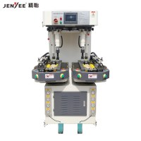 JY-989EX high speed oil hydraulic full-automatic computer controlled shoe attaching mac...