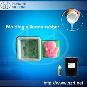 RTV-2 Mould Making Silicone Rubber for soap molds