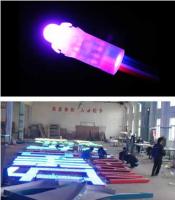 12mm colorful pixel light