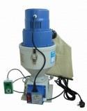 Antomatic vacuum feeding machine for plastic poeder and granules
