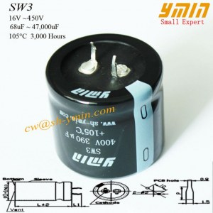 Snap in Electrolytic Capacitor for UPS