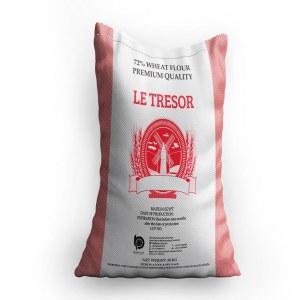 Wheat flour - Le Tresor - best choice - premium quality flour - cheap price - high gluten
