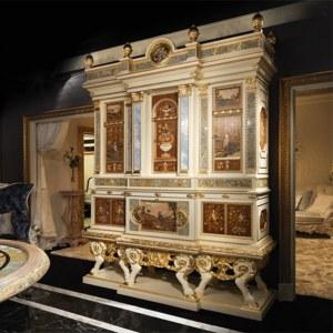Italian Manufacturing of Art Furniture, Design & Antiques from Indonesia