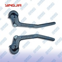 Production of high quality tailboard fastener