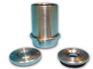 TungstenNuclearShieldingandTungstenAlloyCollimator
