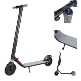 8IN ES4 Electric Scooter with Replaceable Battery