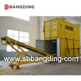 50KG Port containerized movable weighing and bagging machine
