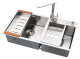 Stainless steel sink DHRseries