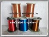 Hot sale polyurethane solderable enameled copper wire 155℃