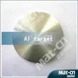 Flat Al target99.99%- Aluminum target--sputtering target(Mat-cn)