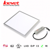 High quality double waterproof led panel light with IP64 certificate