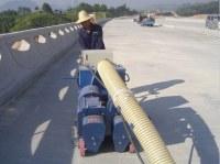 Wheel Sand Blasting Machine for Surface Pretreatment