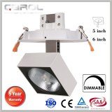 Newly designed & patent LED adjustable downlight 6inch dimmable